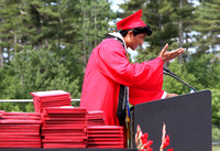 Bedford High School graduation 2018